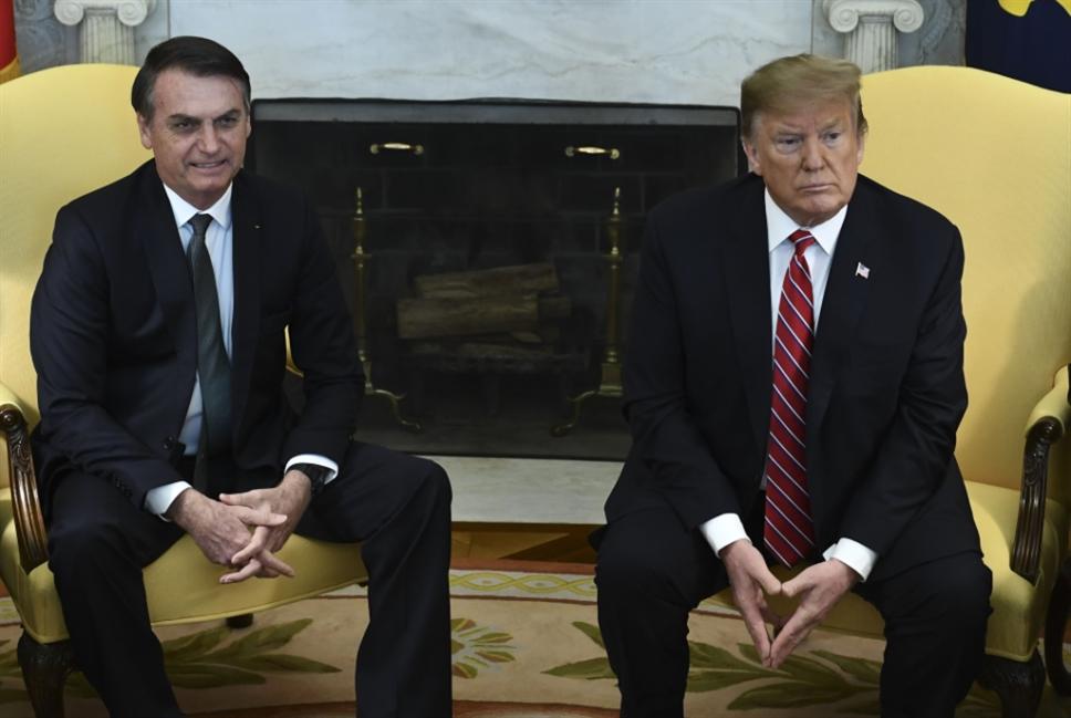 رئيس البرازيل: سأتصل بترامب حتى لا يعاقبنا!