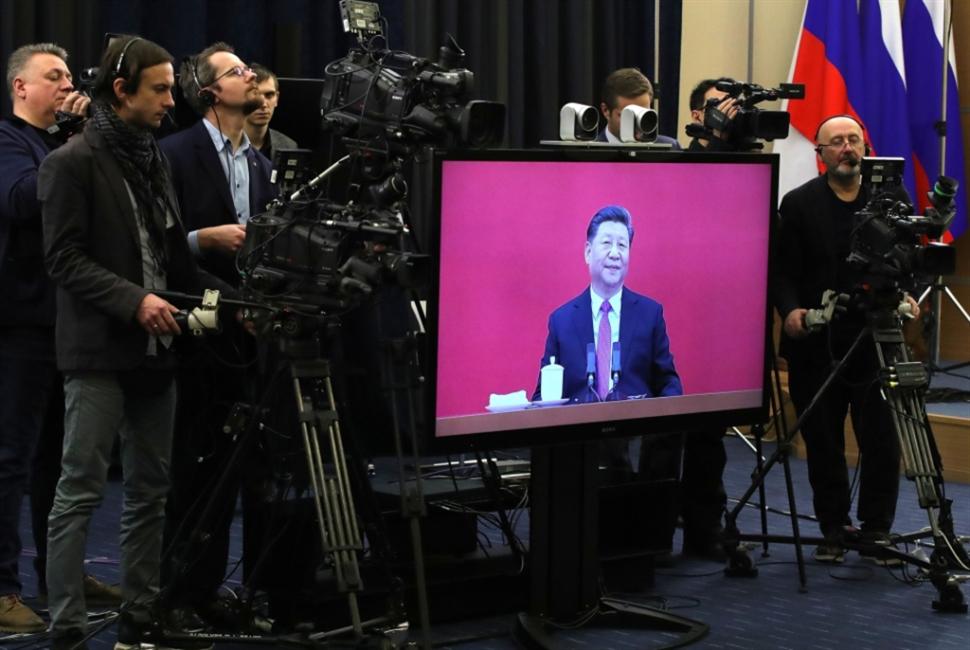 ثلاثة أنابيب غاز رئيسية تربط روسيا بالصين والاتحاد الأوروبي وتركيا