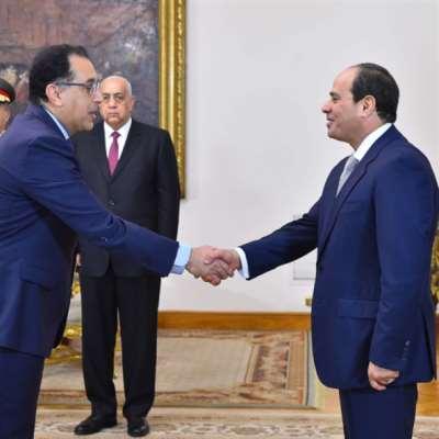 مصر |  تعديل وزاريّ شكليّ: بقاء أصحاب الحقائب السيادية
