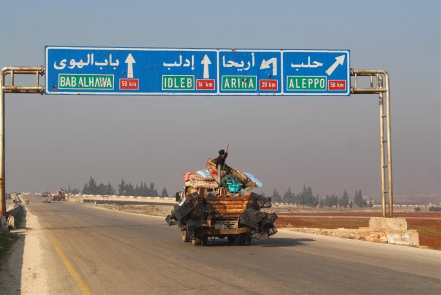 سوريا: الجيش إلى معرّة النعمان