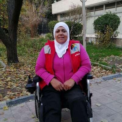 رشا الشيخ... عندما تتحوّل الإعاقة إلى طاقة