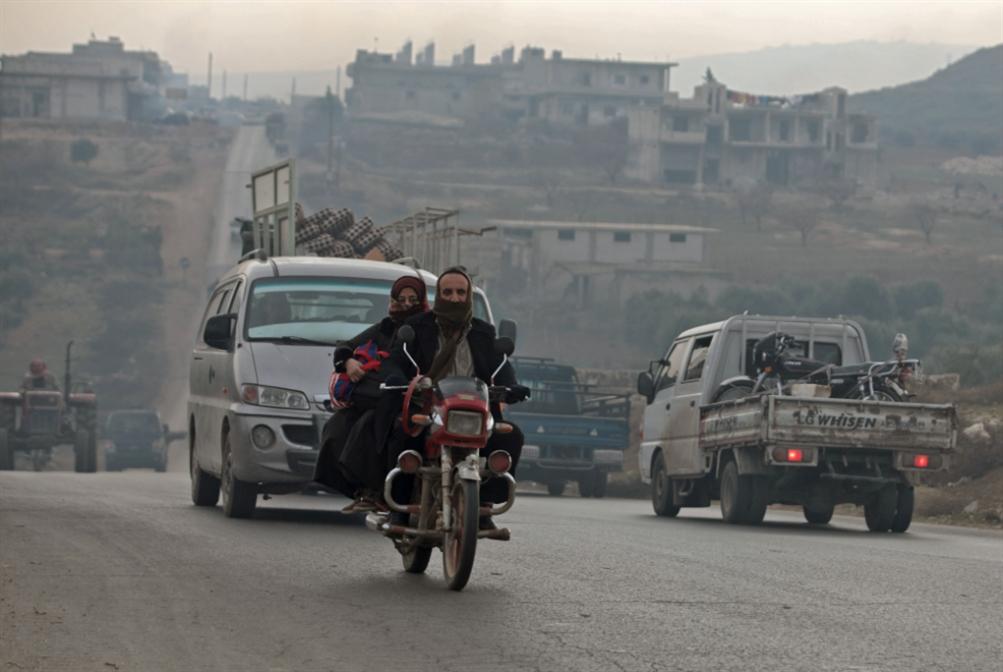 معارك إدلب مستمرة: الجيش يستأنف تقدّمه