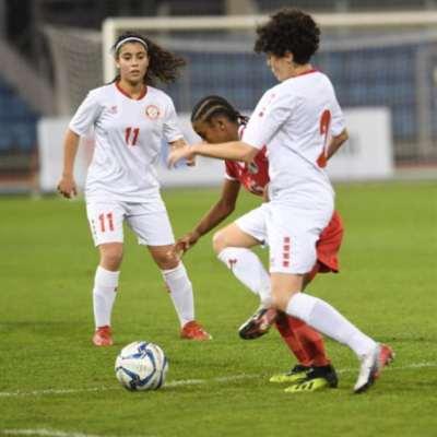 فوز شابّات لبنان على الأردن