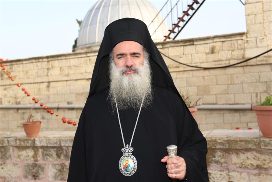 «الميادين» تستقبل 2020 بتوقيت... القدس