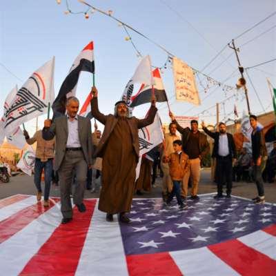 العدوان الأميركي على العراق: الرد مسألة وقت