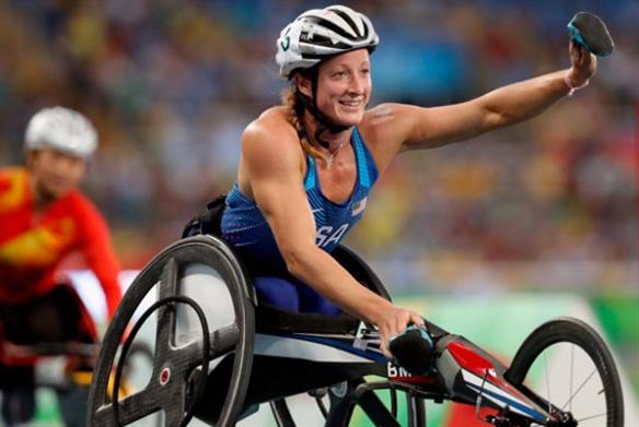 قصص ملهمة لرياضيين من ذوي الاحتياجات الخاصة