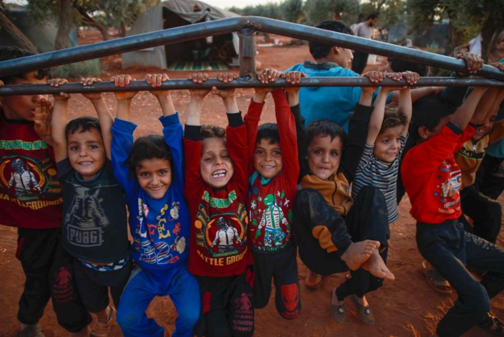 ديموغرافيا  الحرب السورية: بطالة وفقر ونزوح