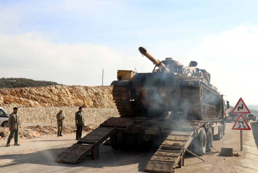 لقاء أردوغان ـــ بوتين: تنصّل تركي من «حل إدلب»