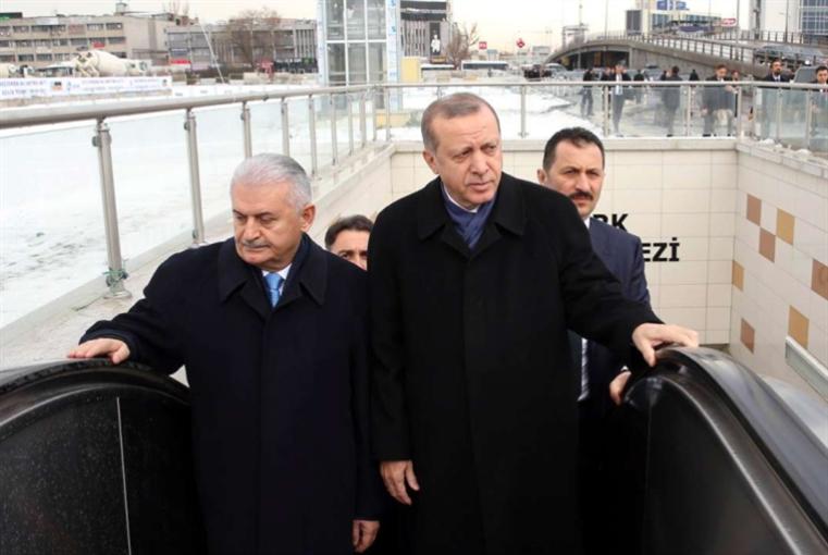 «الصدر الأعظم» الأخير بن علي يلدريم... ورقة أردوغان لكل الأزمات