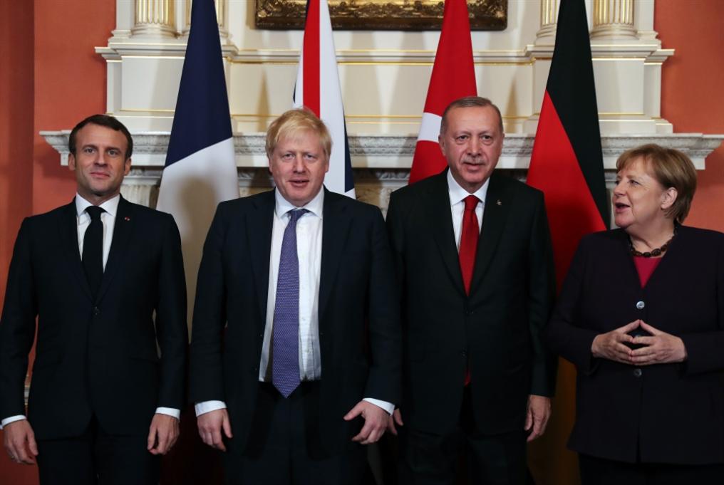 لقاء رباعي في لندن: لا تفهّمَ أوروبياً لخطوات أنقرة