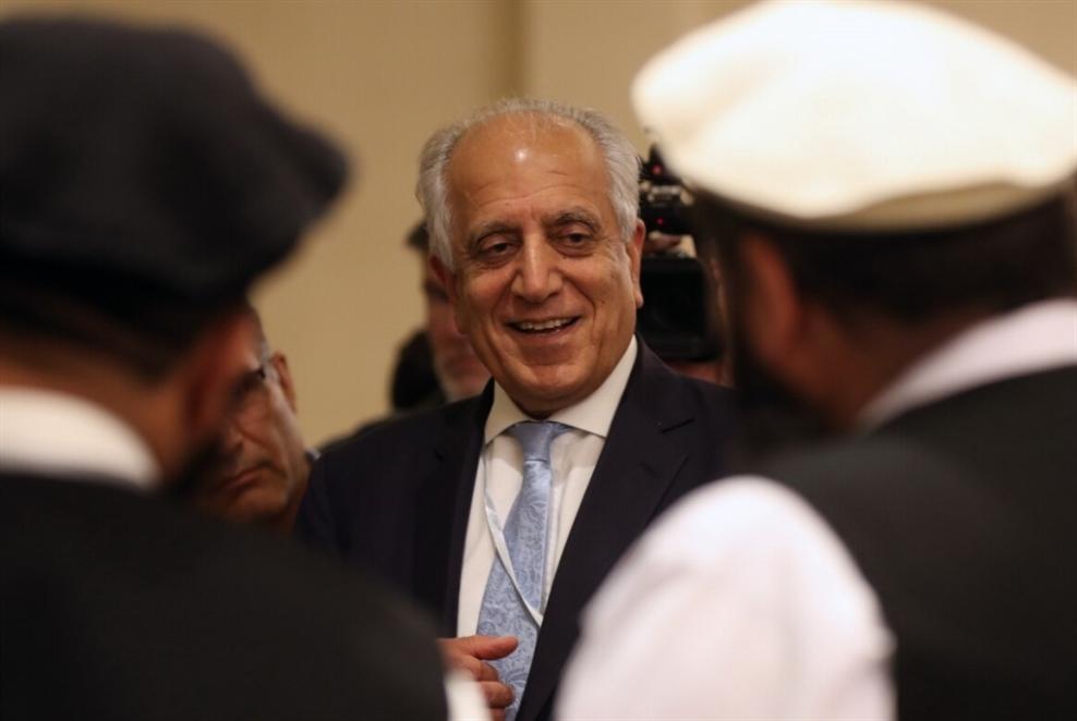 واشنطن تعلن رسمياً استئناف المحادثات مع «طالبان»