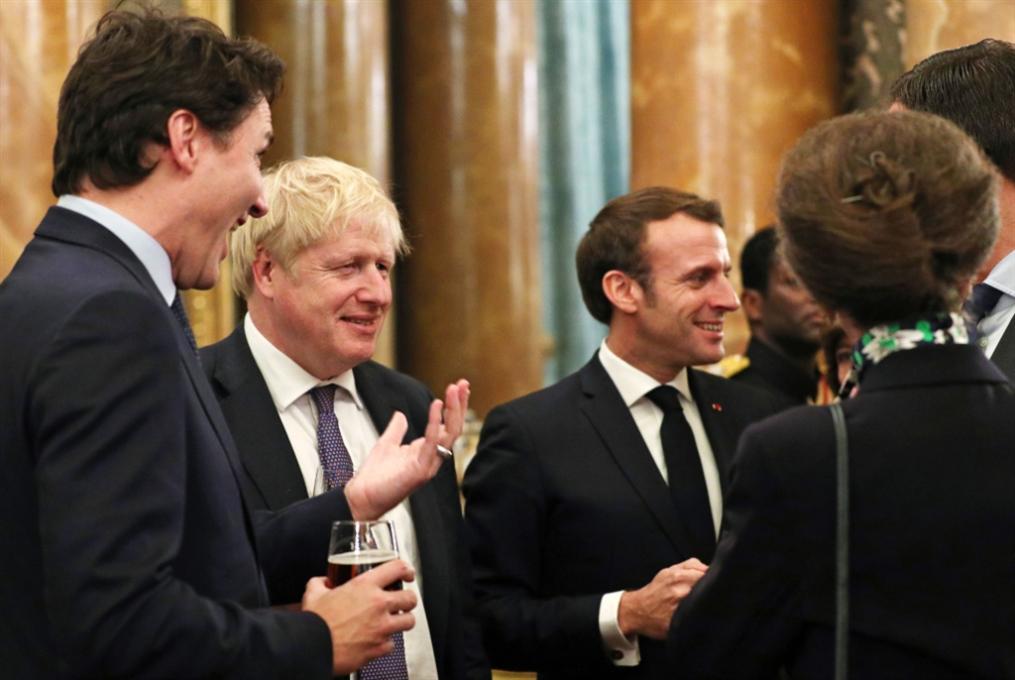 «إعلان لندن» الأطلسي: الصين... التحدّي الأكبر