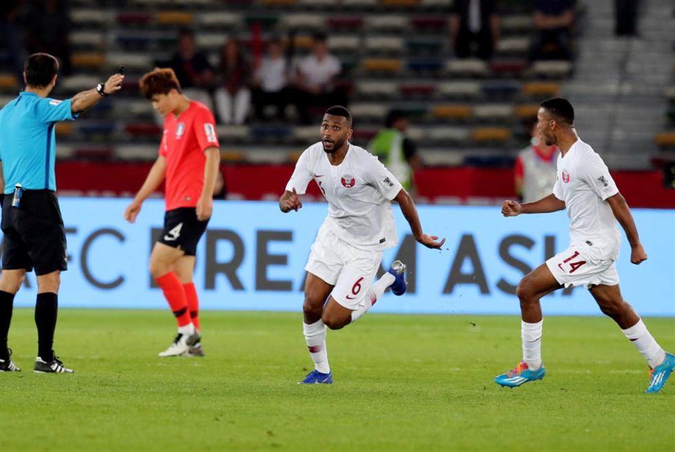 قطر في نصف النهائي للمرة الأولى