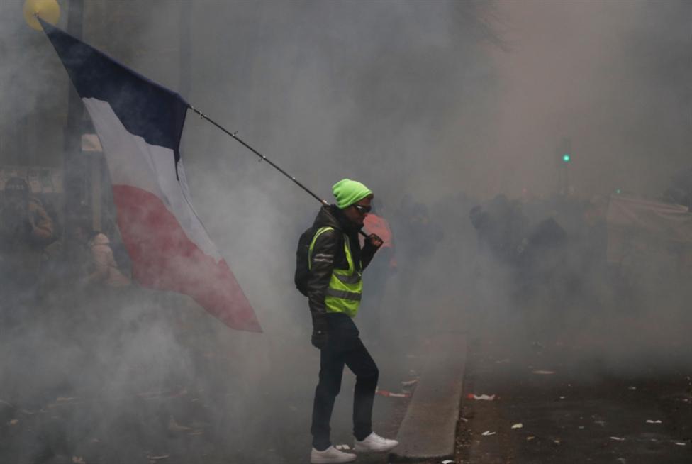 فرنسا: «الخميس الأسود» يشلّ حركة النقل