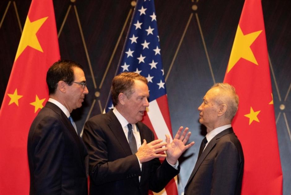 «تطمينات» أميركية بشأن اتفاق التجارة مع الصين