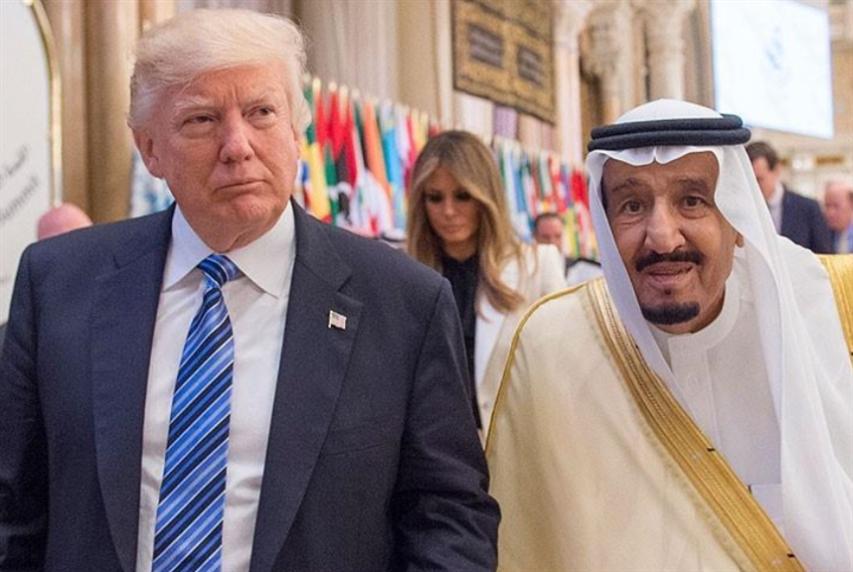 سلمان يعزّي ترامب بضحايا «هجوم فلوريدا»: الشعب السعودي يحبّ الأميركيين