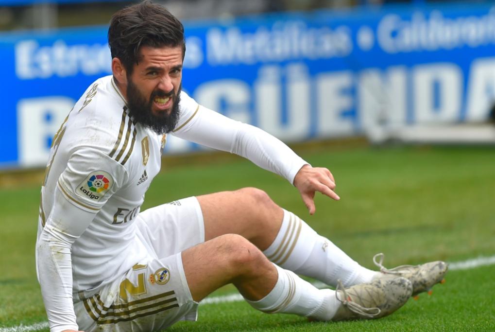 «لعنة الإصابات» تضرب ريال مدريد