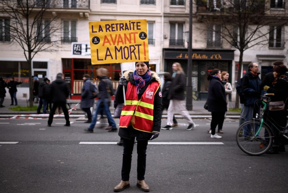 فرنسا | فوضى في حركة النقل في اليوم الثاني من الإضراب
