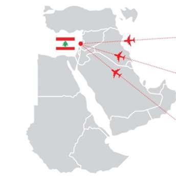 مطار بيروت بين غياب الرؤية الإنمائية وثقافة تلزيم المشاريع