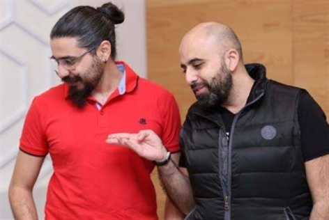 بين جاد بو كرم وهشام حداد: سوء تفاهم