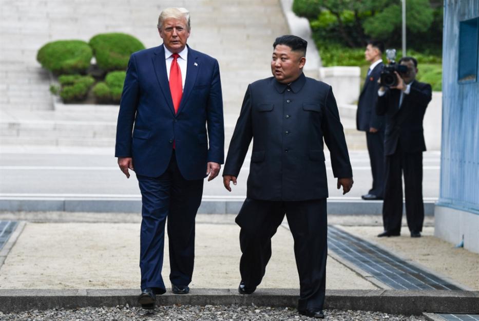 ترامب يردّ على تجربة بيونغ يانغ: كيم يُجازف بفقدان «كل شيء»
