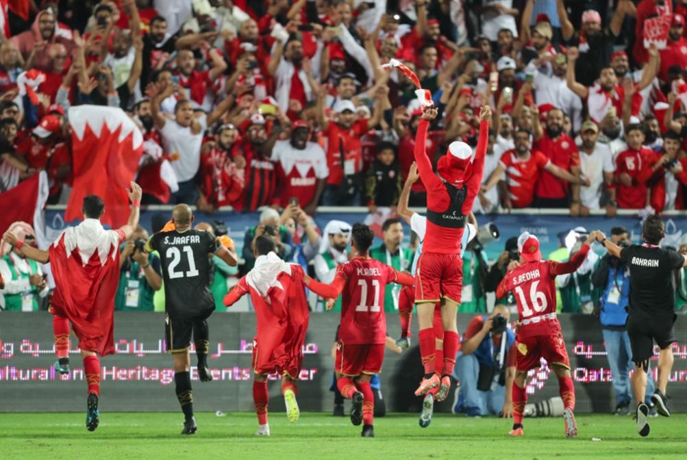 البحرين تفوز بلقبها الخليجي الأوّل