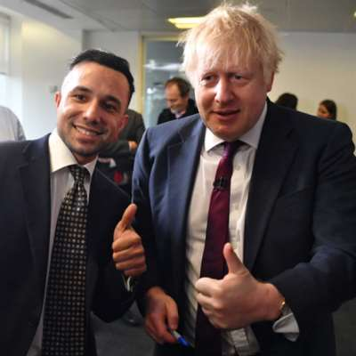 بريطانيا | جونسون سيقاتل «من أجلّ كل صوت»!