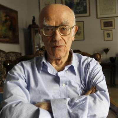 شوقي أبي شقرا مكرًماً في بيروت مغربِل اللغة من الحصى