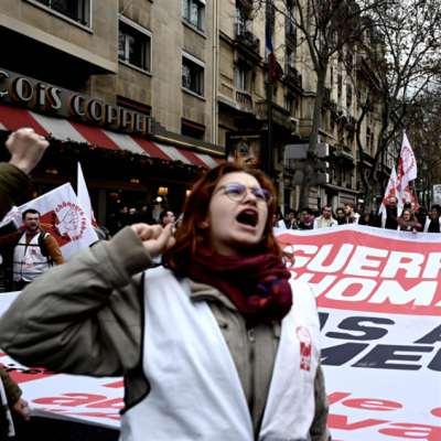 فرنسا | أسبوع حاسم أمام ماكرون: توقعات بفوضى كبيرة اليوم
