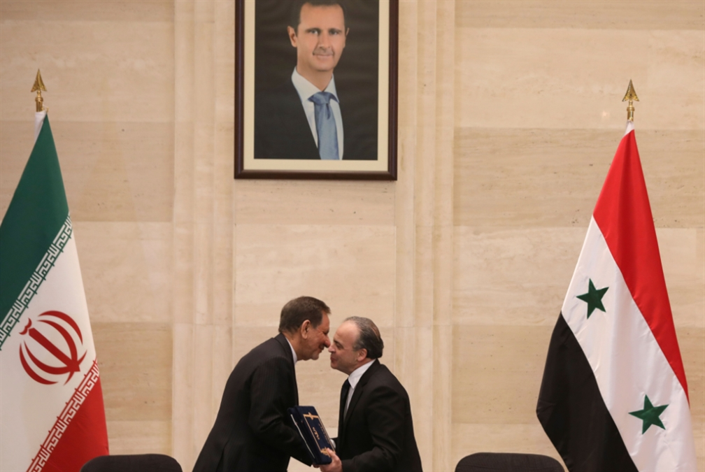 «مذكرات تفاهم استراتيجية» بين دمشق وطهران