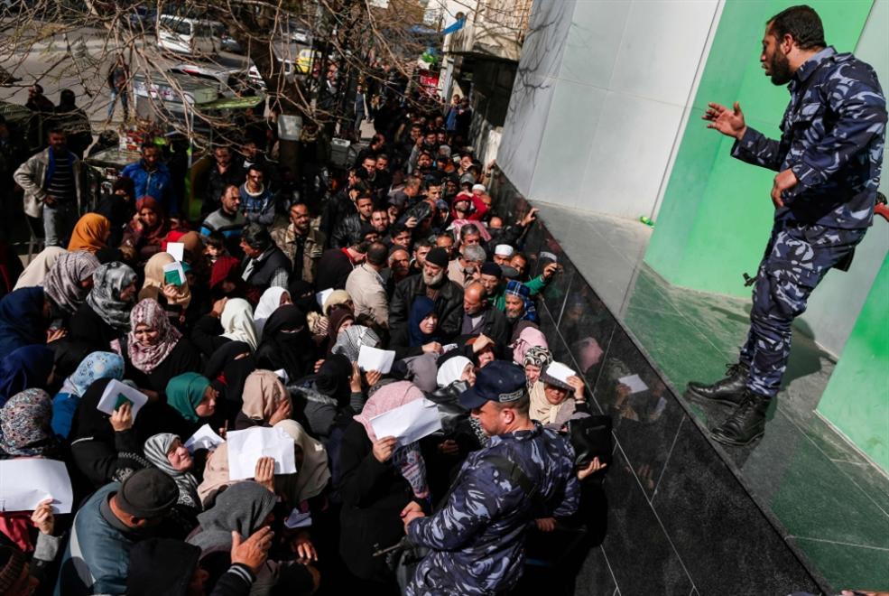 رزمة عقوبات جديدة على غزة