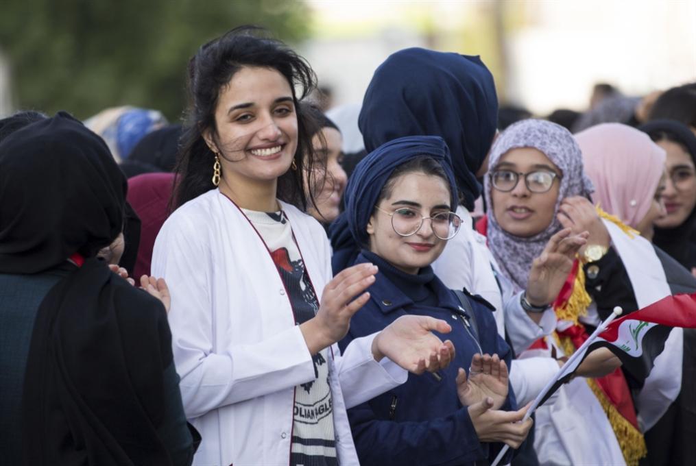 نساء «التحرير»... أيقونات «الثورة»