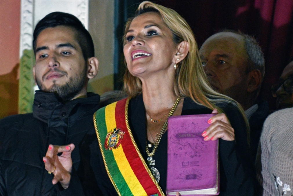 بوليفيا تطلب مساعدة إسرائيل لمحاربة «اليسار»!