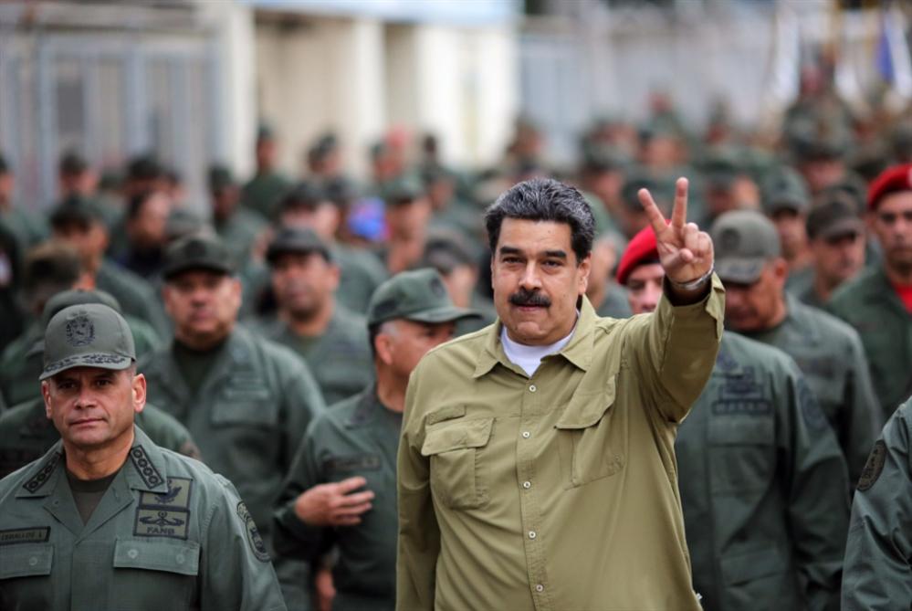 مادورو: حذارِ «فييتنام جديدة»
