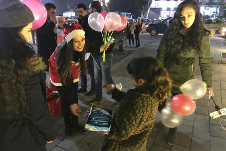 «ماما نويل» في دمشق!