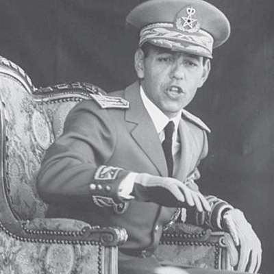 انقلاب الصخيرات  [1] : احتفالاً بعيد ميلاد الحسن