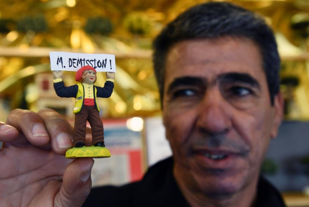 الحكومة الإيطالية تعلن دعمها لحركة «السترات الصفر»