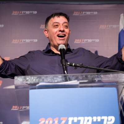 رئيس حزب «العمل» الإسرائيلي يزور أبو ظبي سراً