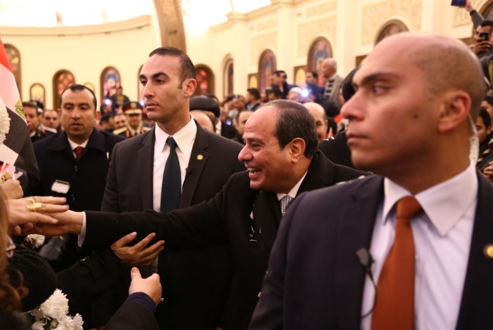 طلب إلغاء مقابلة السيسي: الرئاسة تتحسّب لـ«خطر» ليبرمان!