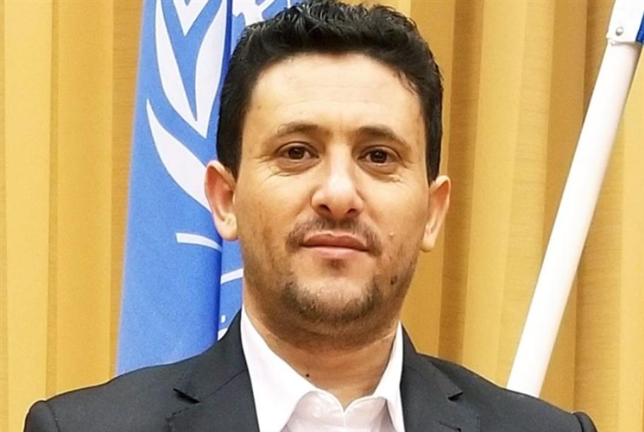 عبد القادر المرتضى: رئيس اللجنة الوطنية لشؤون الأسرى اليمنيين