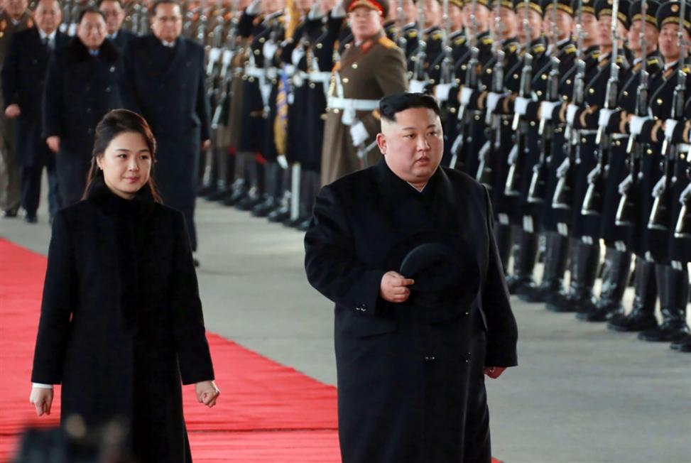 كيم في الصين: تحضير قمّة جديدة مع ترامب؟