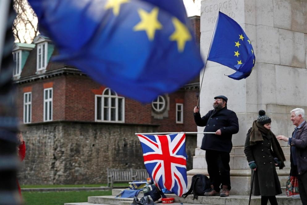 بريطانيا | البرلمان يحشر ماي: ثلاثة أيام لإعلان بديل من خطة «بريكست»