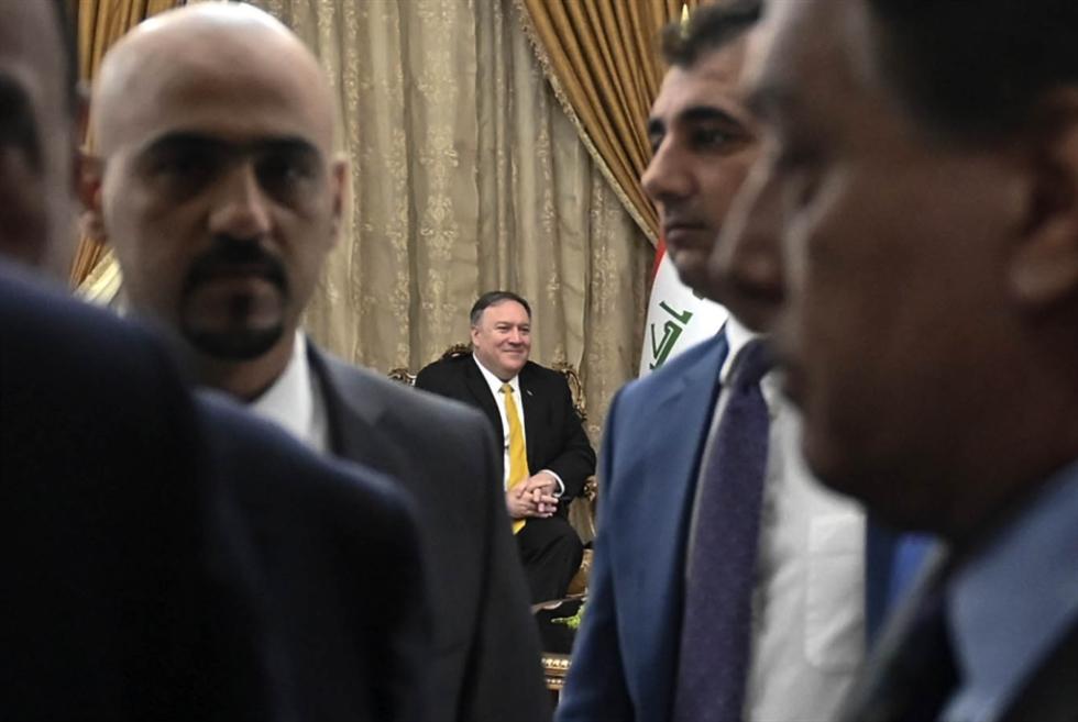 بغداد لبومبيو: «فكّ ارتباط الطاقة» بإيران غير ممكن