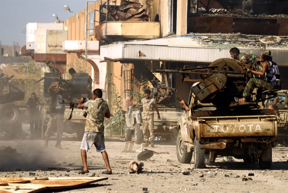 ليبيا | غموض حول مصير «الشرارة»: واشنطن ملتزمة دعمَ «الوفاق»