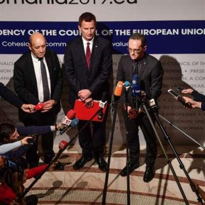 إقرار الآلية المصرفية: أوروبا تؤجل «الردّ» الإيراني!