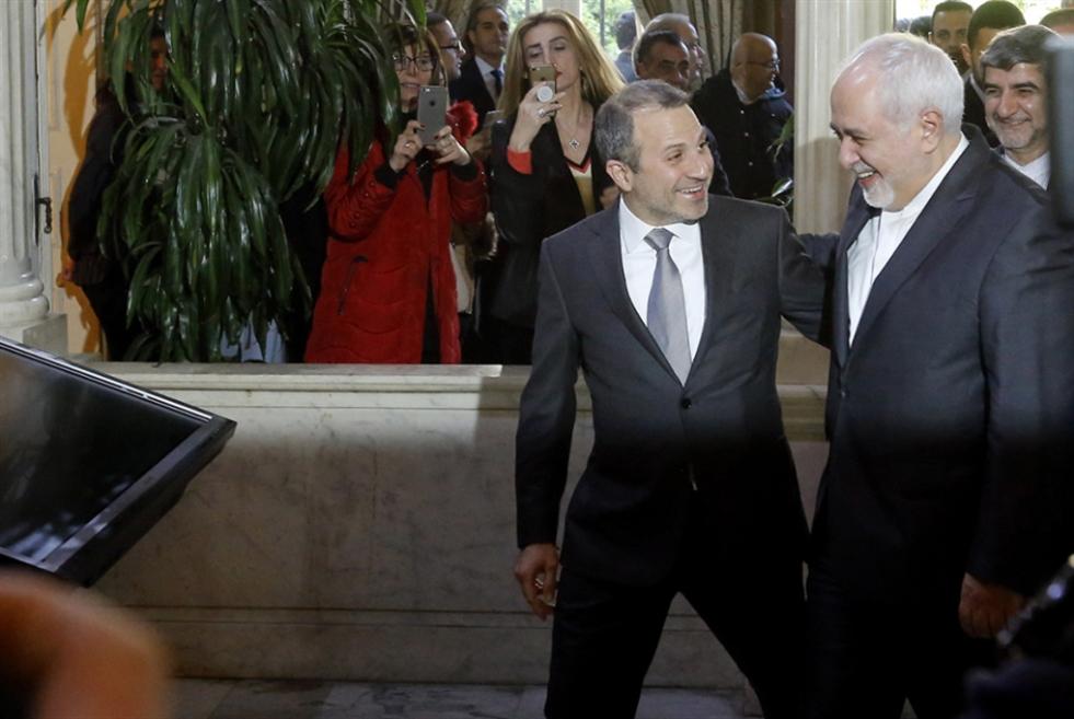 ظريف يعرض «التعاون من دون التسبب بإحراج لبنان»: مستعدون للتبادل التجاري بالليرة!