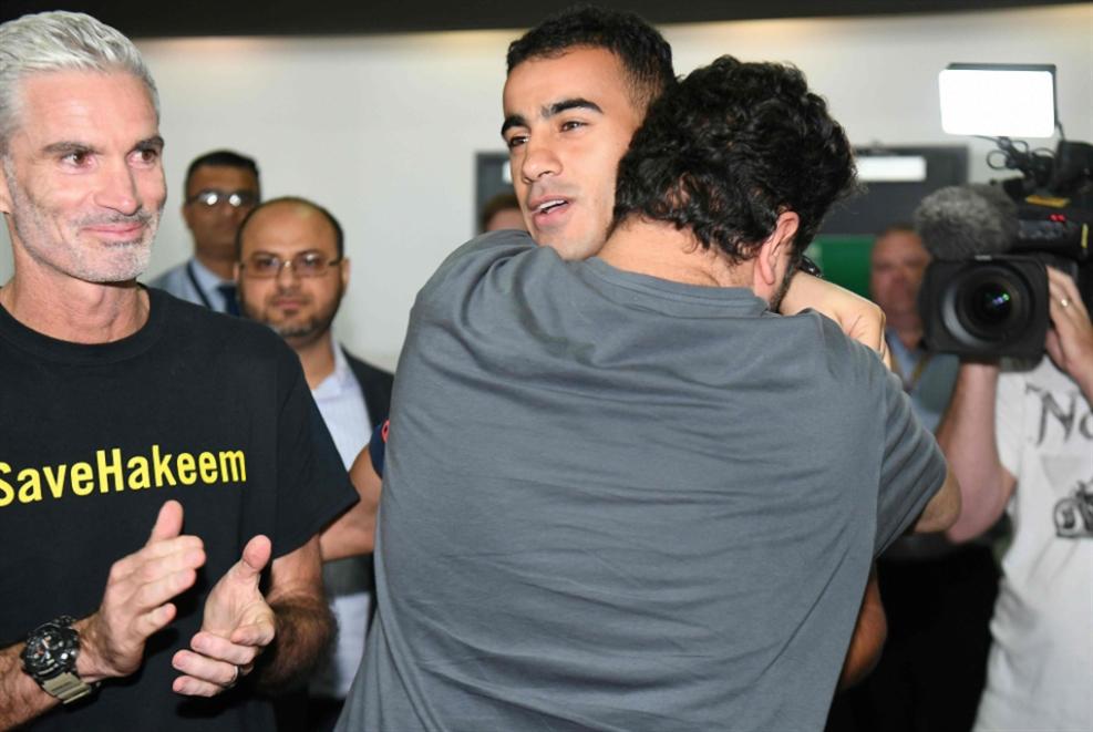 العريبي ينجو من «كابوس إعادته إلى وطنه»!