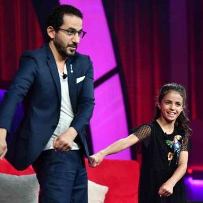تقديم البرامج: «كارت» أحمد حلمي احترق