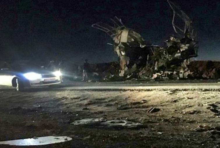 هجوم عنيف على «الحرس الثوري»: طهران تعد بـ«ردٍّ قاسٍ»