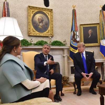ديموقراطيو الكونغرس لترامب: لا للتدخل العسكري في فنزويلا